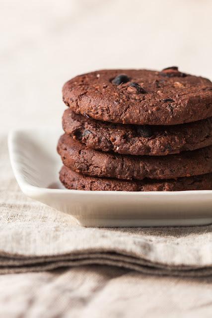 Čokoladni keks od pasulja