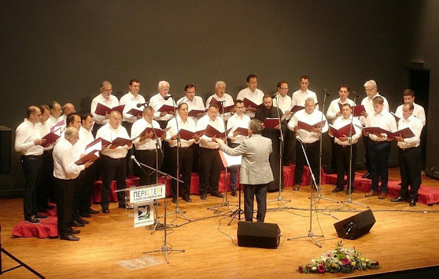 Ο Αντιδήμαρχος Κωνσταντίνος Ρούτουλας στο Διεθνές Φεστιβάλ Βυζαντινής Μουσικής