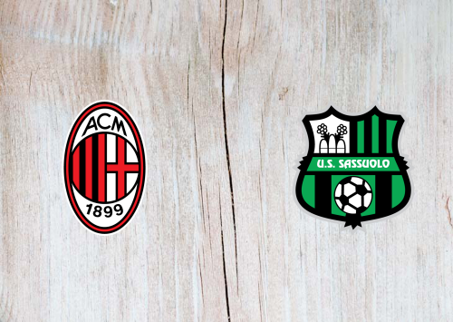 Milan vs Sassuolo -Highlights 21 April 2021