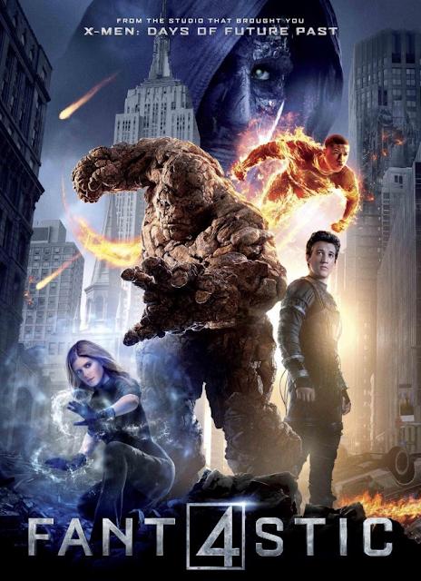 Los 4 Fantásticos – Fantastic Four [2015] [1080p]
