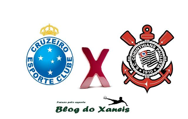 Cruzeiro x Corinthians   Brasileirão Série A  11/12/2016, 17:00   Mineirão, Belo Horizonte, Minas Gerais