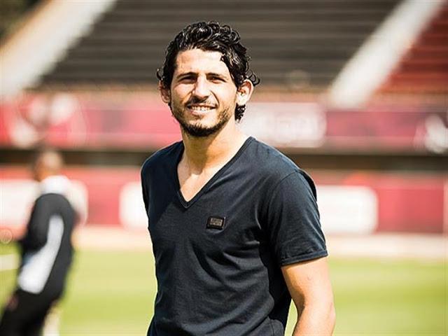 احمد حجازى يعود للاهلى