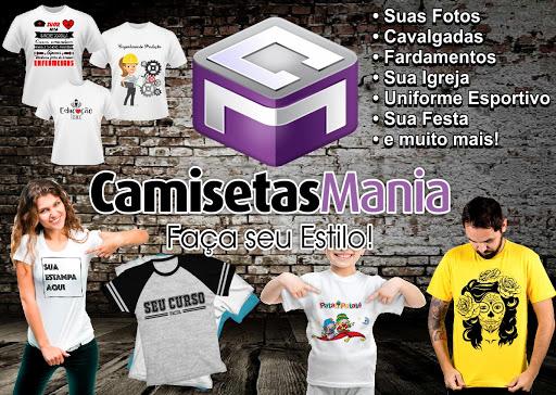 Camisetas  Mania