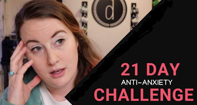 21 Day Anti Anxiety Challenge