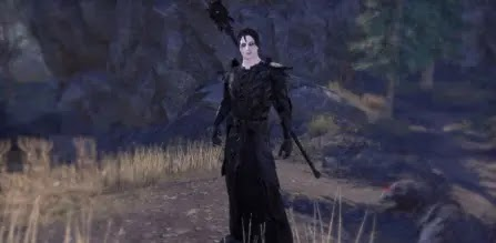 The Necropotence Set - Light Armor, Jewelry, Weapons