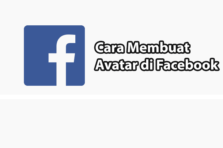 Cara Membuat Avatar di FB (Facebook)