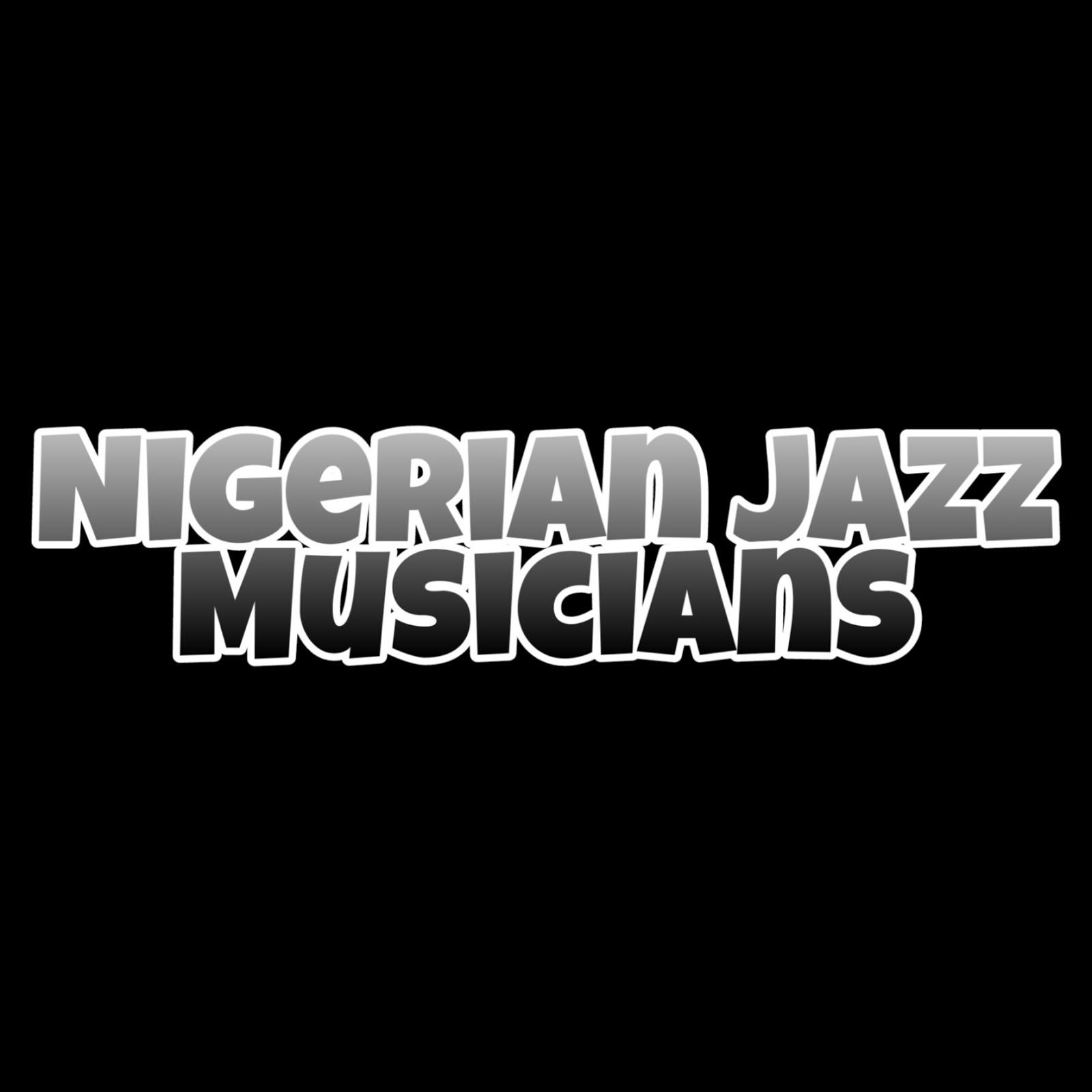 Nigerian Jazz Musicians