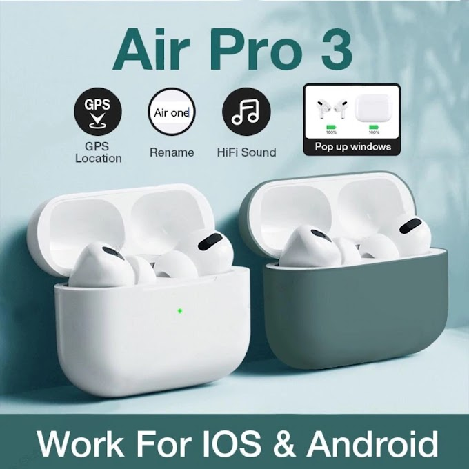 Earphone Wireless WiFi Music Earbuds Gaming