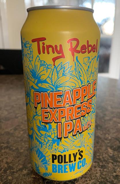 Tiny Rebel Pineapple Express IPA