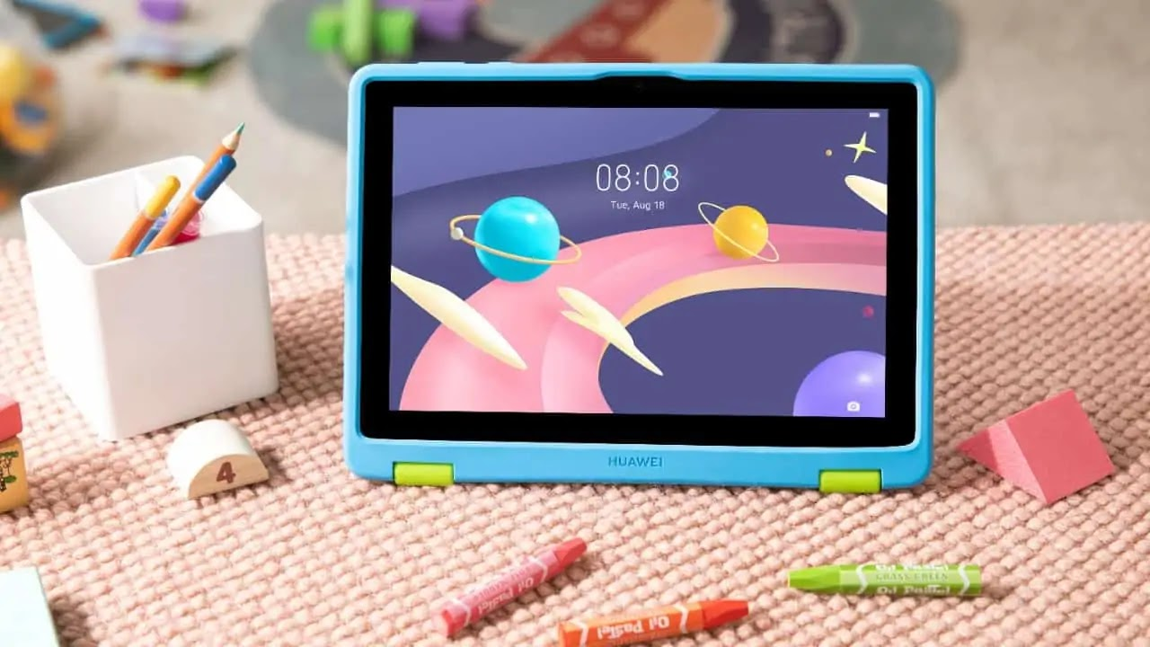 HUAWEI MatePad T10 Kids Edition Ready for Generation Alpha