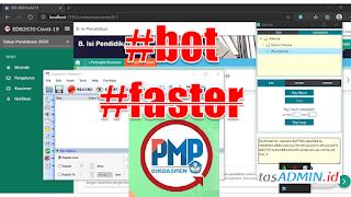 bot aplikasi pmp eds 2020