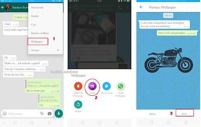 Cara Agar Tampilan Whatsapp Android Seperti Iphone No Root