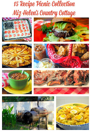 15 Recipe Picnic Collection