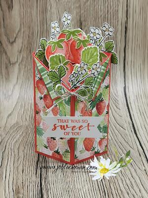 Fun Fold, Sweet Strawberry