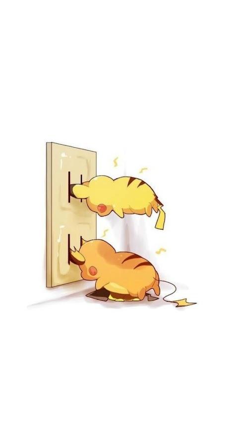 Pikachu Phát Điện Gia Đình