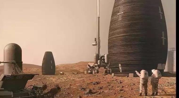 Αρειανά «αυγά»: Έτσι θα ζήσουν στον Άρη οι άποικοι μέχρι να εξαφανιστούν