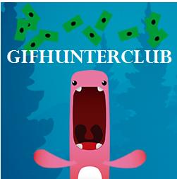 logotipo gifhunterclub