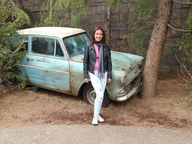 Weasley's Ford Anglia