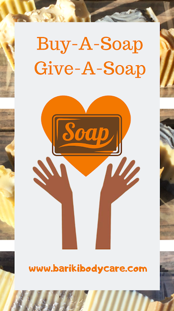 Buy-A-Soap Give-A-Soap