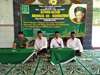 Tarkhim, Pengajian dan Kenthongan Sahur, Sarana Kemanunggalan TNI dan Rakyat