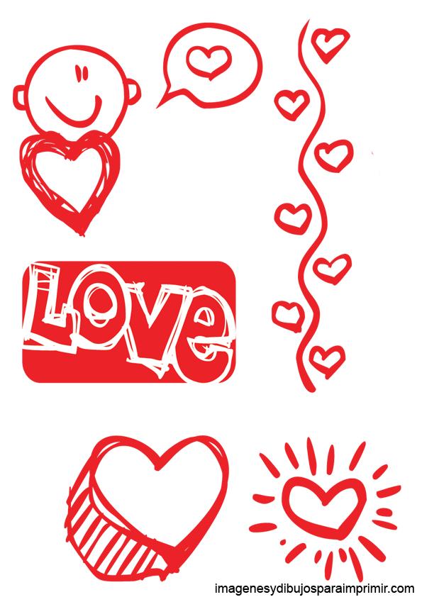 Image Of Dibujos Para Colorear De Amor Para Imprimir Dibujo de Amor ...