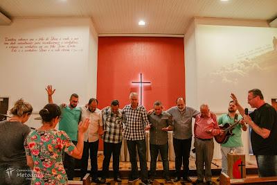 pastores igreja metodista