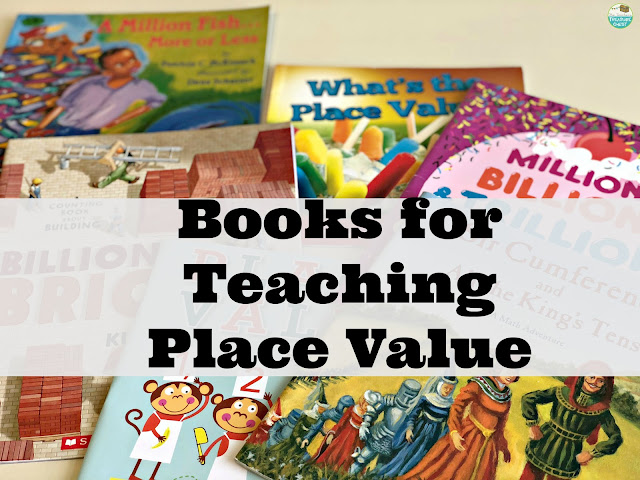 books for teaching place value