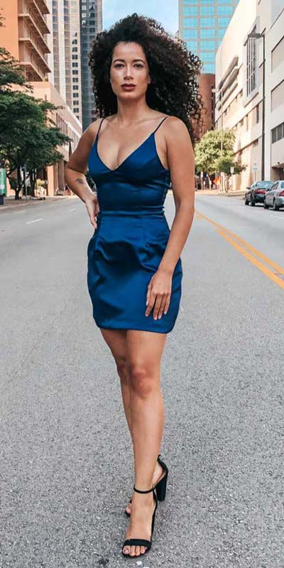 This is your cute summer outfits resource! Have a look at these 28 Summer Outfits that Are Big on Style Low on Effort via higiggle.com - mini dress- #summeroutfits #stylish #minidress