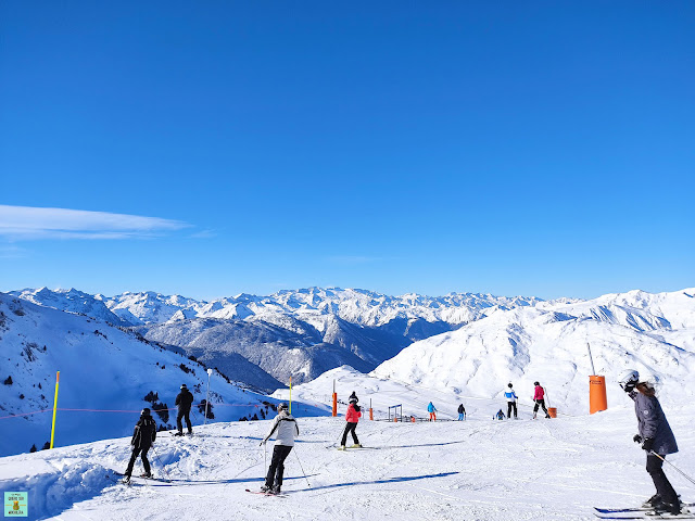 Estaciones de esquí en Andorra