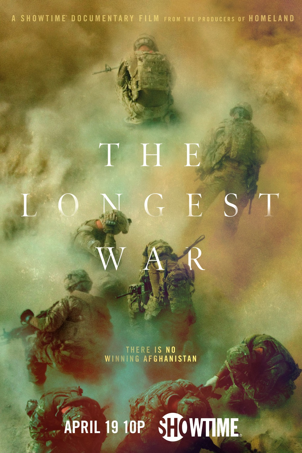 The Longest War(2020) English 250MB WEBRip 480p