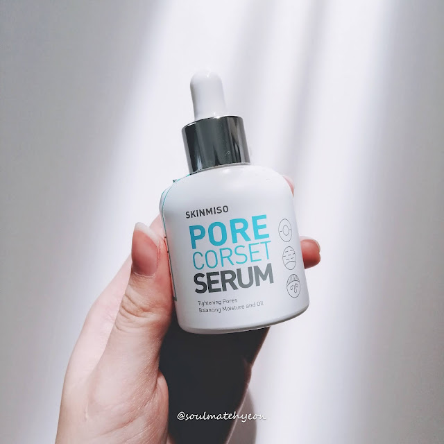 Review; Skinmiso Pore Corset Serum