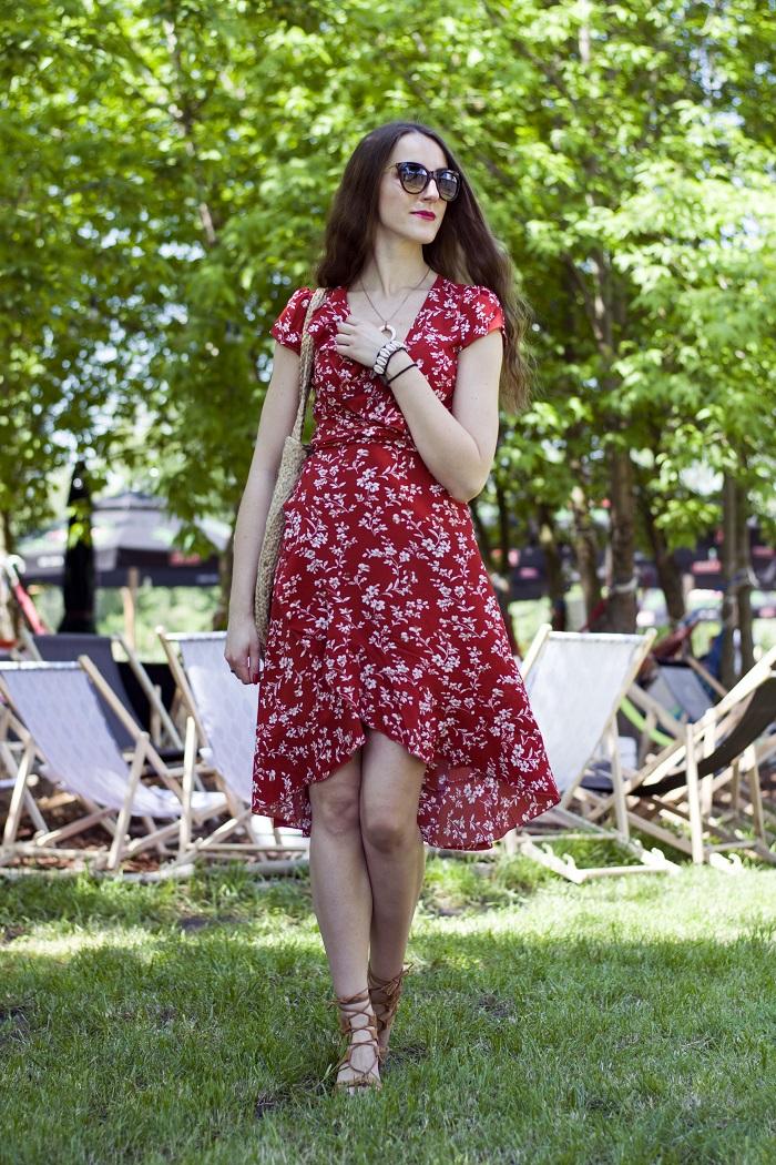 Envelope Dress