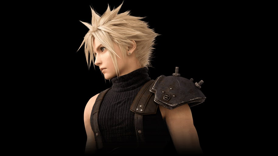 Cloud Strife, FF7 Remake, 4K, #3.2116