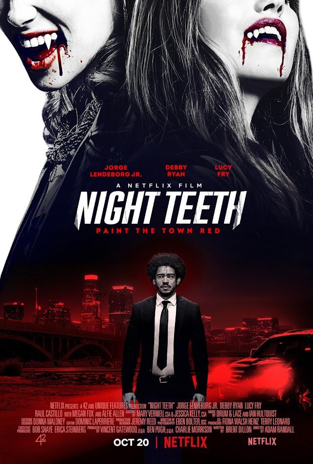 Night Teeth (Trailer Film Netflix 2021) Colți în noapte