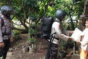 Menyambut Idul Adha, Brimob Aceh berbagi Sembako kepada Masyarakat kurang mampu