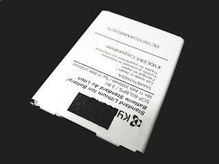 Baterai Hape Kyocera Brigadier Duraforce E6560 E6762 E6782 SCP-60LBPS Original 100% Copotan