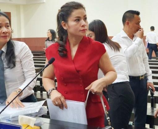 Diễn biến bất ngờ trong phiên xử ly hôn giữa ông Vũ và bà Thảo