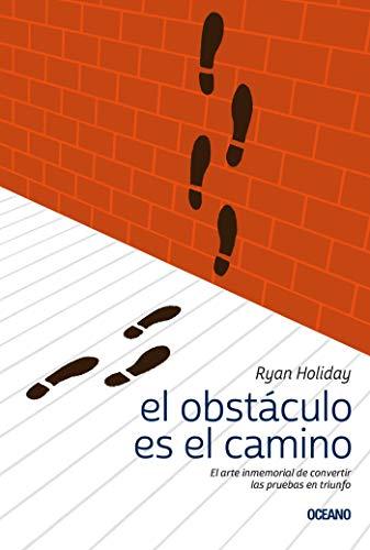 El obstáculo es el camino portada del libro