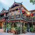Phố cổ Dukezong ở Shangri-La –  THÀNH CỔ ÁNH TRĂNG ĐẸP LẠ ĐẸP LÙNG