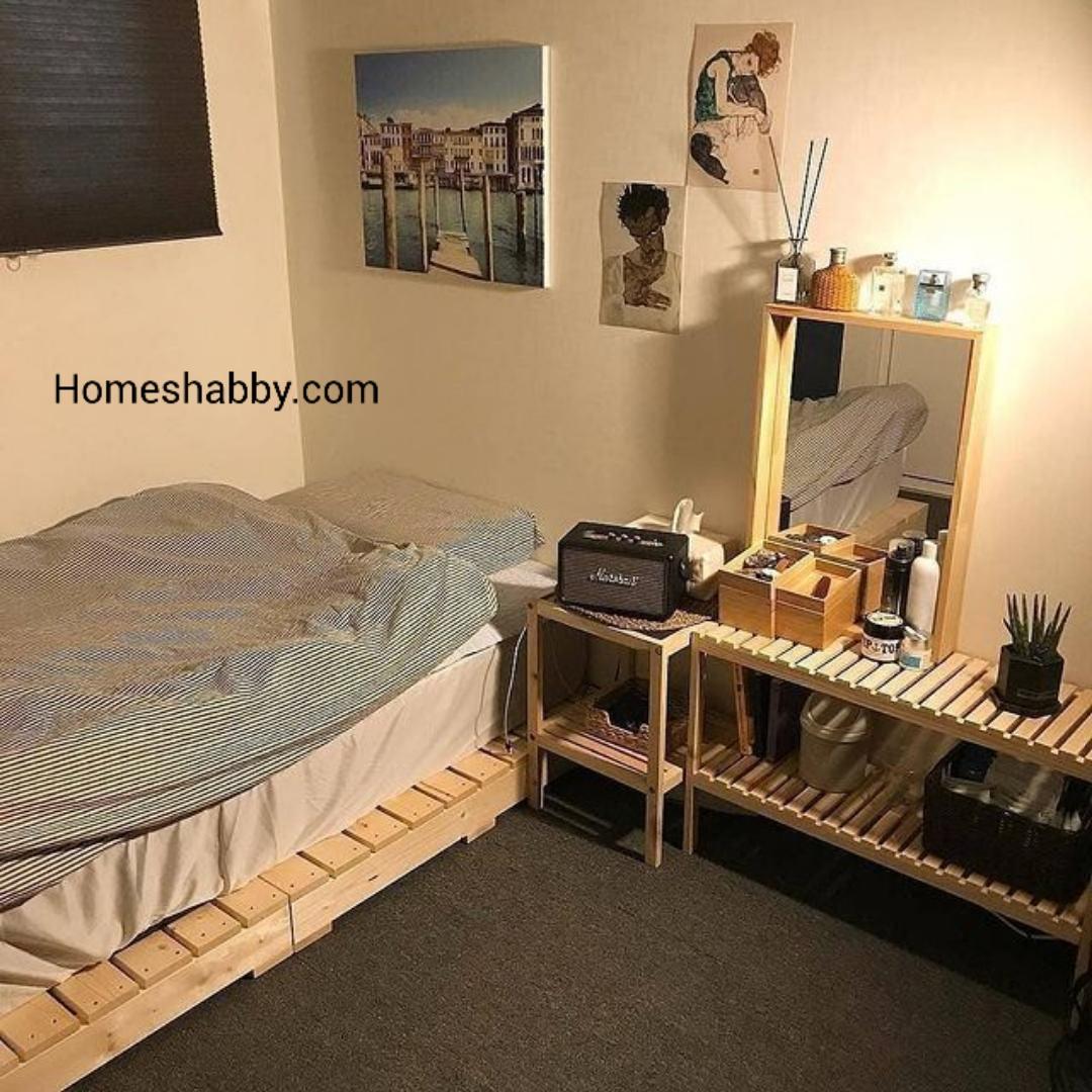 6 Contoh Desain Kamar Tidur Dengan Manipulasi Kaca Membuat ...