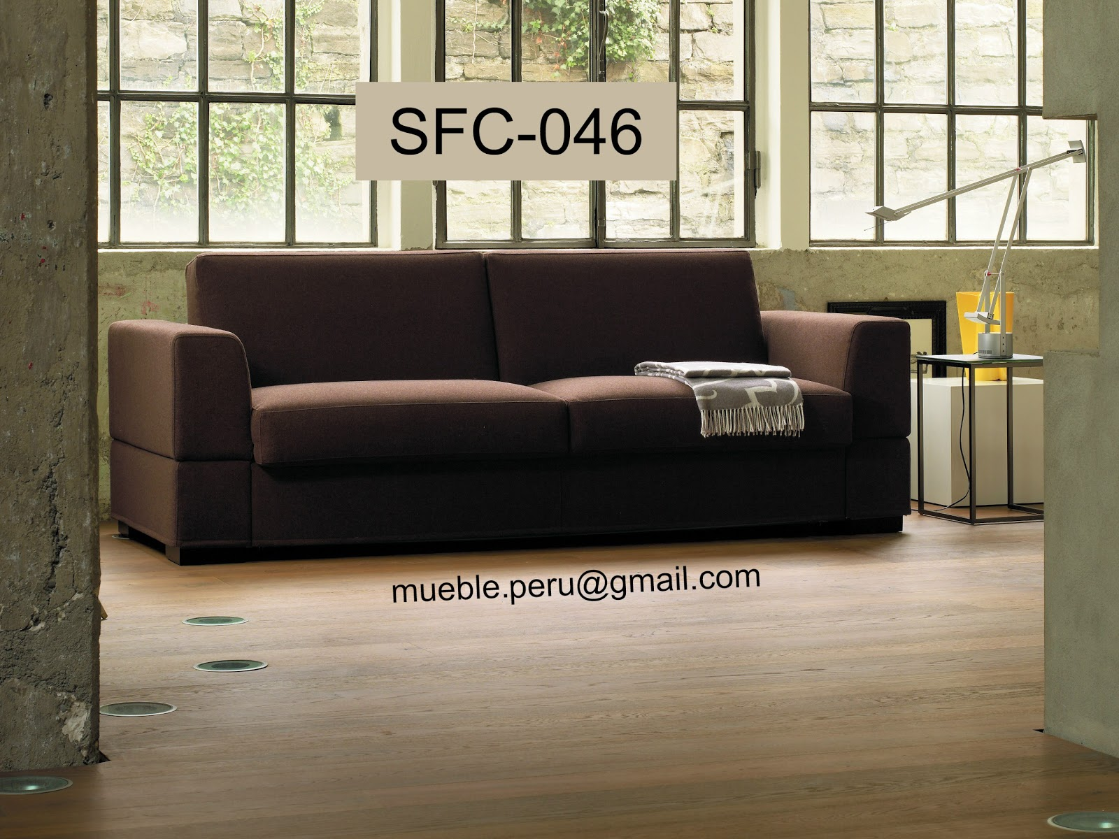 Sofa Sfc Simple Wood Furniture Design Set Muebles Pegaso Sofas Cama