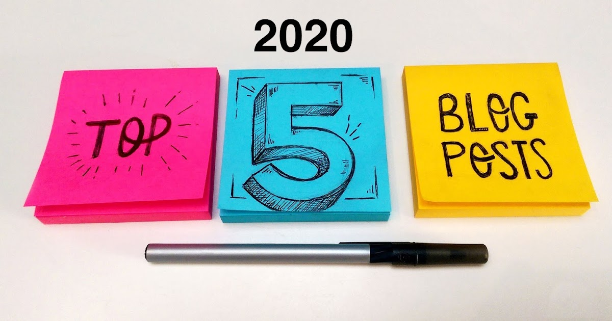 A Principal's Reflections: Top Posts of 2020