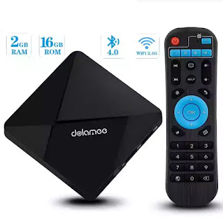 TV Box Android 2/16gb