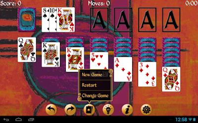 لعبة Solitaire MegaPack مهكرة جاهزة للاندرويد, لعبة Solitaire MegaPack مهكرة بروابط مباشرة
