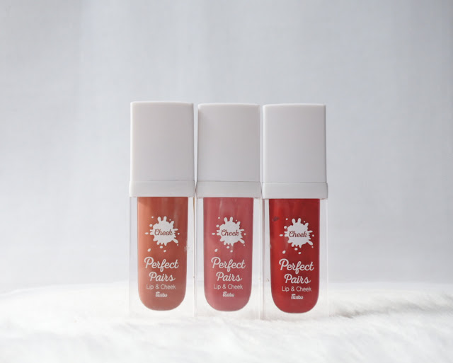 Fanbo Perfect Pairs Lip And Cheek