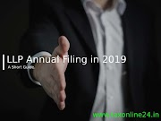 LLP Annual Filing in 2019: A Short Guide