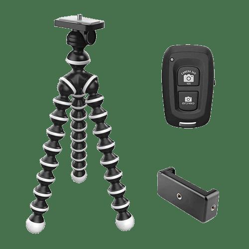Tygot Gorilla Tripod | Flexible Tripod For Phone And Camera | Best Flexible Tripod For Phone