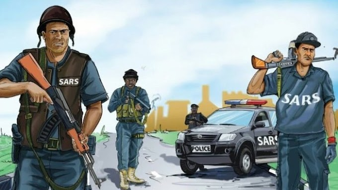 Better Delete All The #EndSARS Things On Your Phone – See What Happened To Me Today (Read My Story)