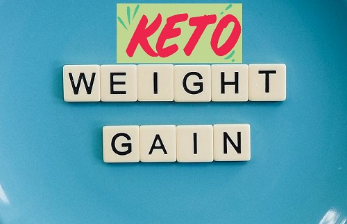 Gaining weight on keto