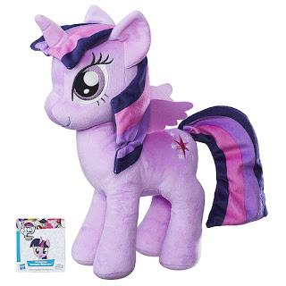 2017 My Little Pony Plushie Twilight Sparkle